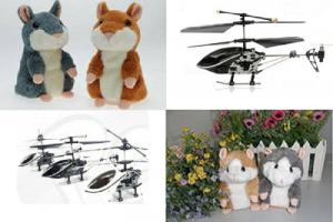 Игрушки с оригинальными возможностями со скидкой до 55 % от интернет магазина Prigod - осчастливьте своего малыша!