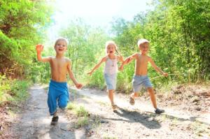 Детский отдых с удовольствием и пользой в Ленинградской области