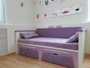 При покупке сразу двух кроваток - скидка с заказа 1000 рублей - кровать мечты. Детская мебель, г. Рязань.