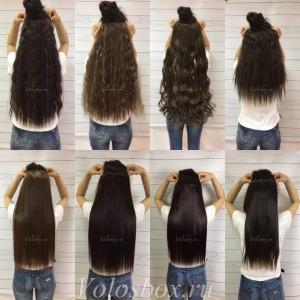 До 31 декабря скидки. Есть видео волос в видеозаписях - волосы на заколках, г. Челябинск. Лучший день для скидок.