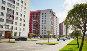 Ииии до 790 000 рублей скидка на готовые квартиры при ипотеке. Именно сейчас просто потрясающие ставки по ипотеке, г. Тюмень.