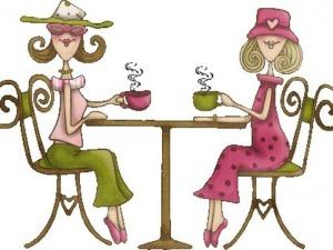 Девчачьи посиделки у нас по воскресеньям = скидка 10% - десерт - кафе настроение, г. Тольятти. У нас время скидок.