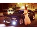 Прокат, аренда автомобилей на свадьбу в Уфе. Прокат украшений на свадебный автомобиль. Низкая цена.