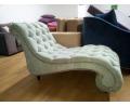 """Изящная стильная оттоманка """"Магнолия"""" в наличии со скидкой из зала цена 17000 руб. -. Салон мебели финский, г. Щёлково. Скидки, акции."""