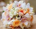 Букеты для родителей со скидкой. При заказе букета невесты лепестки роз в подарок - салон цветов Elen, г. сылва. У нас новые скидки, акции.