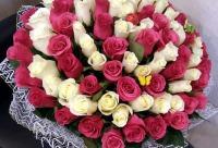 Акция на розы продолжается скидки от 10 -25% - салон - студия букетная. Доставка цветов г. Чита.