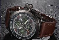 Успей заказать со скидкой 70%. Стильные часы с большим функционалом из нержавеющей стали;, г. Челябинск.