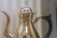 """Наше специальное предложение - скидка 25% на нарядный чайник для теплоты. Галерея """"Благолепие Богослужения"""", г. Москва."""