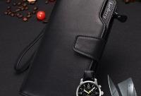 Ведь к кожаному портмоне Baellerry со скидкой -53% мы дарим легендарные часы и ножик кредитку бесплатно, г. Воронеж. Интернет скидок.