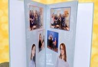 У нас действует скидка на изготовление альбомов 15% до 31 декабря 2017. Изготовление выпускных фотоальбомов - выпускные альбомы Екатеринбург. Большие скидки радуют вас.