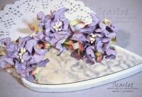 Отдаю цветы гардении со скидкой 45% - Scarlet - скрапбукинг в России, г. Самара. Очень много скидок.