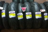 """Новогодняя акция при покупке комплекта шин Michelin или от двух штук скидка 5%. К новому году к нам в гости приехали """"Мишки"""", г. Краснодар."""