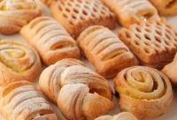 Каждый понедельник скидки на слойки и свежеиспеченный хлеб 35%, г. Иркутск. Сегодня много скидок.