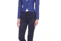 """Супер скидка 318 - жакет W318jt1 синий - магазин женской одежды """"Nicole"""", г. Санкт-петербург."""