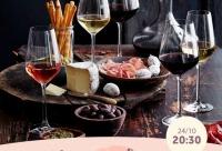 """Еще одна приятная деталь вечера - скидка 50% на все вина при покупке бутылки с 2000 до 2300. Сегодня в 2030 - винный вечер в Cafe """"Мансарда"""", г. Петрозаводск."""