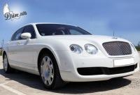 Подписчикам скидка. Bentley Continental в бежевом салоне одна из них, г. Санкт-петербург.