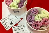 Предъяви купленный в кассе киноцентра билет и получи скидку на мороженое 5 0 рублей. Теперь вдвойне приятнее ходить в кинопорт @Kinoport, г. Стерлитамак.