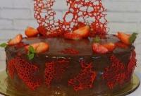 Цена со скидкой 800 р - 700 грамм - низкокалорийные торты на заказ в Твери, г. Тверь. Скидка покупателям.