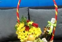 Зделай заказ прекрасной корзины сегодня и получи скидку 5% - лавка чудес - цветы - Муром. Предоставляется скидка.