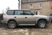 P клиентом и получить за это хорошую скидку на весь спектр услуг. Toyota Land Cruiser Prado 95 1998 лифт подвески, г. Смоленск. Настало время скидок.