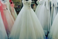 При покупке платья с первой примерки скидка 20% - свадебные платья в Красноярске свадебный салон. Предоставляется скидка клиентам.