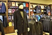 Костюмы и пиджаки со скидками до 50% - мужская одежда Bazioni Красноярск.