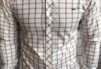 Цена со скидкой 900. Рубашка Lacoste со скидкой 1 0% - четкие шмотки, , в ритме молодости, г. лесогорск. Действуют скидки.
