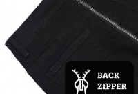 Промокод на скидку 300 ждет наших подписчиков в директе. Back Zipper Jeans - лучшие джинсы с молнией сзади, г. Москва.