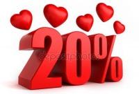 Дополнительная скидка 20% на всю распродажу - еврошопинг для всей семьи, г. Вологда. Мы предоставляем нашим клиентам скидки интернет.