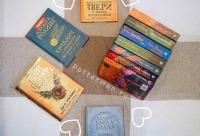 """Скидки. Приобретайте знаменитые книги хогвартса - книги """"Гарри Поттер"""" росмэн, г. Санкт-петербург."""