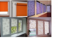 Рулонные шторы - скидка 10%. Ткань собирается на вал расположенный над окном или в его проеме, г. Валдай. Скидки для интернета.