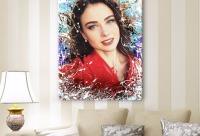 Не забывайте про скидки 20% на все стили - портрет по фото на холсте, Brushbox art, г. Екатеринбург. Сегодня предоставляется скидка.