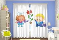 Скидка 10% на все детские шторы - шторы фотошторы, г. Новокузнецк. Самое время для скидок.