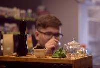 """Народу было немного 5 человек но было уютно и вполне познавательно - чайно - кофейная компания """"Чаир"""", г. набережные челны. Всем клиентам предоставляется скидка."""
