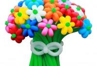 S при заказе букета количество цветов в букете от 15 шт мы делаем скидку 10%. Выполним композиции из воздушных шаров любой сложности, г. Воскресенск.
