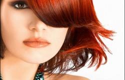 Скидка 50% на окрашивание волос в салоне