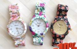 Скидка на наручные часы Geneva Platinum - 10%