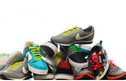 Ультра модные эластичные силиконовые шнурки для обуви «ClamPic classic». Со скидкой до 50%!