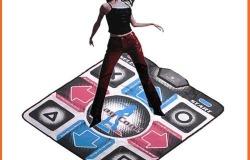 Танцевальный коврик для детей!