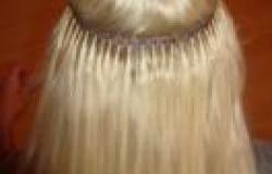 Наращивание волос скидка на ноябрь 55%.В салоне Пудра, Владивосток.