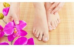 «Педикюрные носочки Angel Foot со скидкой 71%»