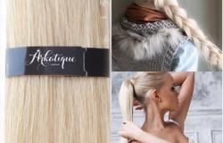 Бесплатное наращивание капсульных и ленточных волос в спб