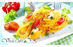 Обновленное меню, европейская кухня и свежая выпечка в сочетании с атмосферой домашнего уюта! Всё меню в Viva Café на ВДНХ