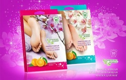 Носочки для педикюра «Ухоженные ножки» со скидкой до 76%