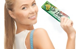 Жевательная резинка для похудения DrDiet со скидкой 79%