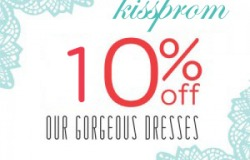 New Year's Discount Valid at Kissprom
