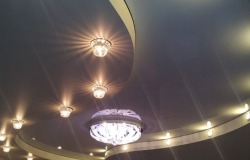 Натяжные потолки из плёнки ПВХ со скидкой 30 %