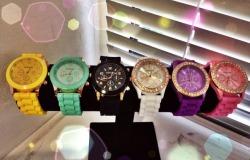 Предновогодняя сенсация! Скидка 50% на брендовые часы Geneva, Michael KORS и не только...
