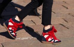 Самая трендовая обувь весны 2013 года — Sneakers Isabel Marant со скидкой 54%! Москва