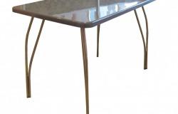 Обеденные столы из камня со скидкой 50%